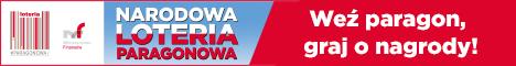 Loteria paragonowa banner