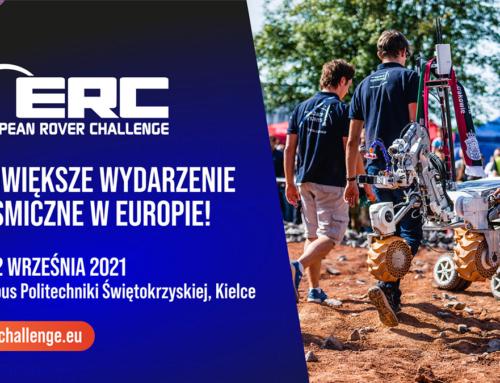 """Specjalna Strefa Ekonomiczna """"Starachowice"""" S.A., jako współorganizator, zaprasza na European Rover Challenge 2021 – największe w Europie międzynarodowe zawody robotyczno-kosmiczne."""